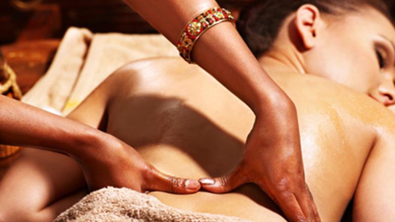 centre leela - nstage massage ayurveda